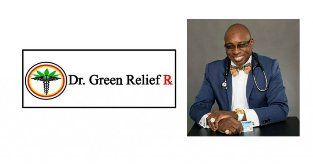 Dr Green Relief Rx