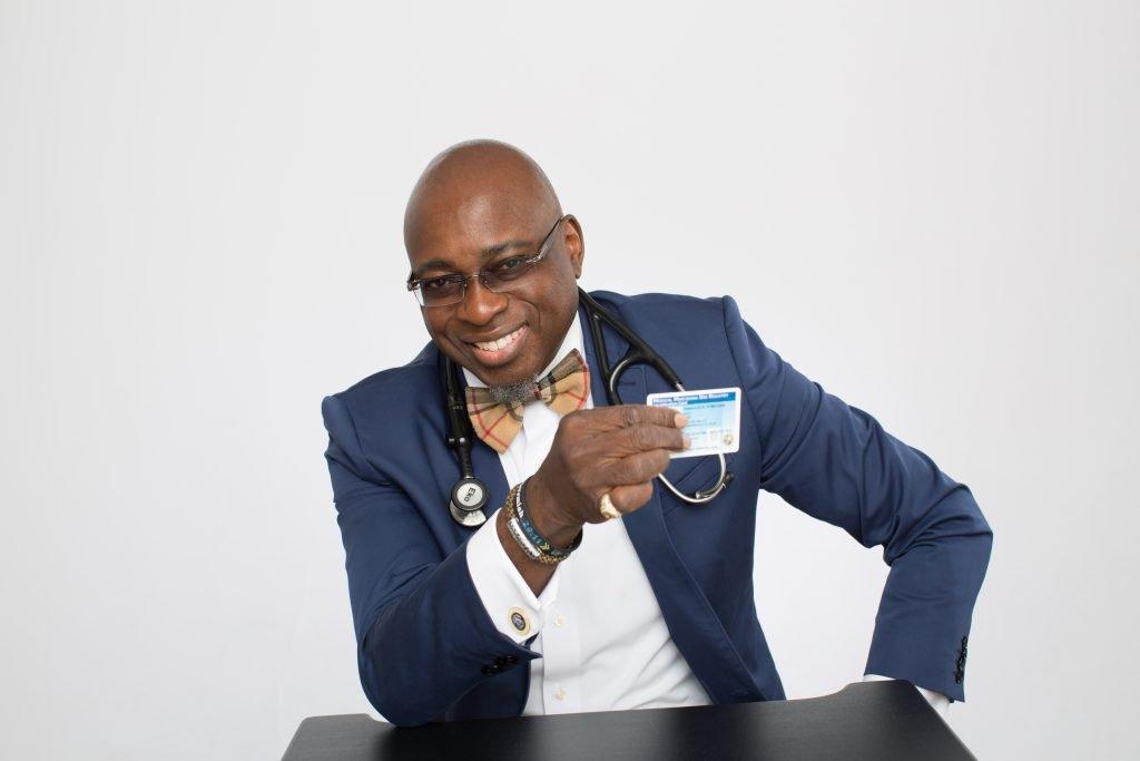 Dr. Chide Uche
